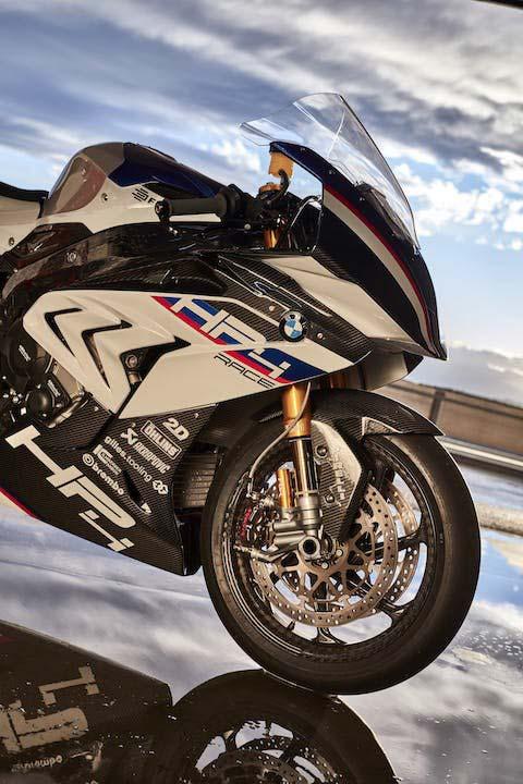สุดตะลึง หล่อ แรง โหด!! เปิดโฉมหน้า BMW HP4 Race พร้อมรายละเอียด | MOTOWISH 10