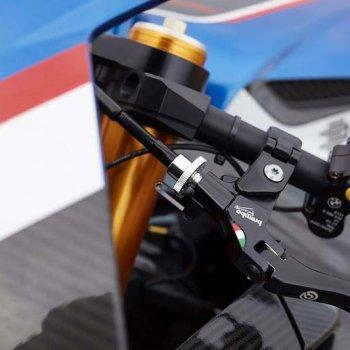สุดตะลึง หล่อ แรง โหด!! เปิดโฉมหน้า BMW HP4 Race พร้อมรายละเอียด | MOTOWISH 12