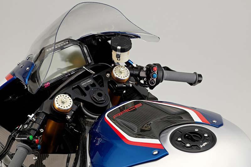สุดตะลึง หล่อ แรง โหด!! เปิดโฉมหน้า BMW HP4 Race พร้อมรายละเอียด | MOTOWISH 16