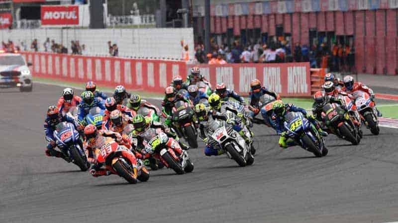 ดูย้อนหลัง MotoGP สนามที่ 2 ArgentinaGP สนามนี้มันส์ยิ่งนัก !!! | MOTOWISH 95