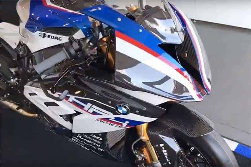 ยลโฉมใกล้ชิดตัวจริง BMW HP4 Race ฉลามติดปีก หล่อ แรง โหด!!! | MOTOWISH 3