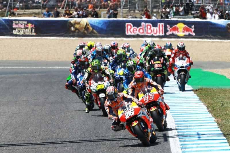 ย้อนหลังการแข่งขัน MOTOGP 2017 สนามที่ 4 SpanishGP เจ้าถิ่นสเปนกวาดเรียบ | MOTOWISH 86