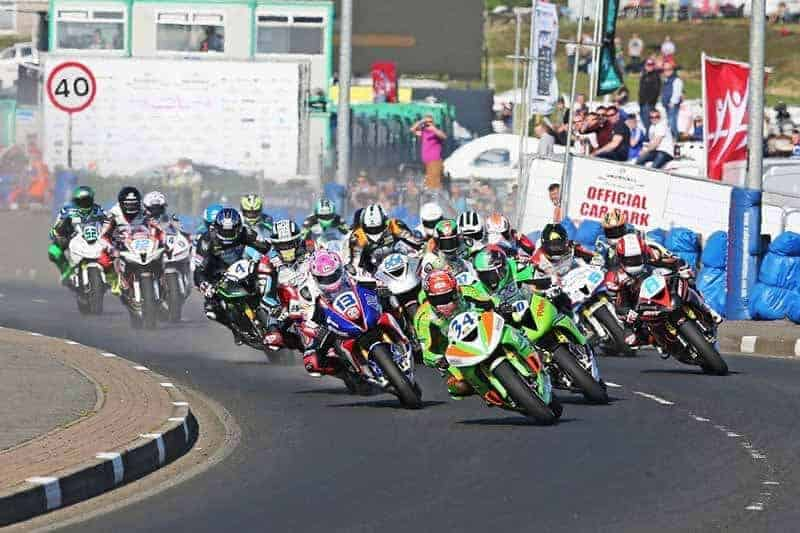 MotoWish 2017 North West 200 Race - ถ่ายทอดสด ปิดถนนแข่งรถในรายการ North West 200 มันส์ไม่แพ้ Isle Of Man TT - ชมถ่ายทอดสด ปิดถนนแข่งรถ Superbike ในรายการ North West 200 พบนักแข่งบ้าดีเดือดใจเกินร้อยชื่อดังมากมาย ร่วมปะทะฝีมือวัดใจแบบตายเป็นตาย มันส์แค่ไหนต้องชม แชร์ให้เพื่อนๆได้ลุ้นความมันส์ไปด้วยกัน