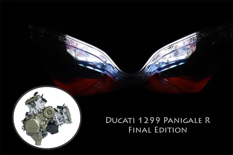 เผยสเป็คเครื่องยนต์ Ducati 1299 Panigale R Final Edition ก่อนเปิดตัววันที่ 7 เดือน 7 | MOTOWISH 158