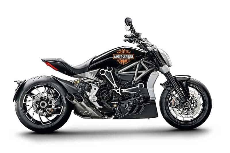 Ducati-Harley-Davidson