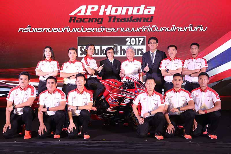 A.P. Honda Racing Thailand ส่งทีมแข่งคนไทยลงสู้ศึกรายการ Suzuka Endurance 8 ชั่วโมง ครั้งแรก!!! | MOTOWISH 161