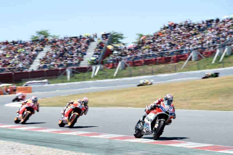 MotoWish MotoGP 2017 Round 7 CatalunyaGP Race - ย้อนหลังการแข่งขัน MotoGP 2017 สนามที่ 7 CatalanGP เยือนถิ่นสเปนซัดกันดุเดือด - ย้อนหลังการแข่งขัน MotoGP 2017 สนามที่ 7 CatalanGP เยือนถิ่นแดนสเปน เปิดฉากมันส์ตั้งแต่ต้นเกมส์ ผลัดกันขึ้นผลัดกันแซงลุ้นมันส์ร้อนแร๊งส์ยันเข้าเส้นชัย อย่าเสียเวลาพูดพร่ำทำเพลง รีบชมก่อนว๊าปปเช่นเคย