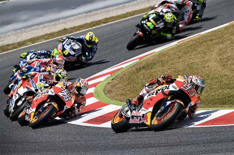 ตารางเวลาถ่ายทอดสด MotoGP 2017 สนามที่ 7 Catalunya พร้อมดีเทลสนามและดราม่าเสียชีวิต | MOTOWISH 156