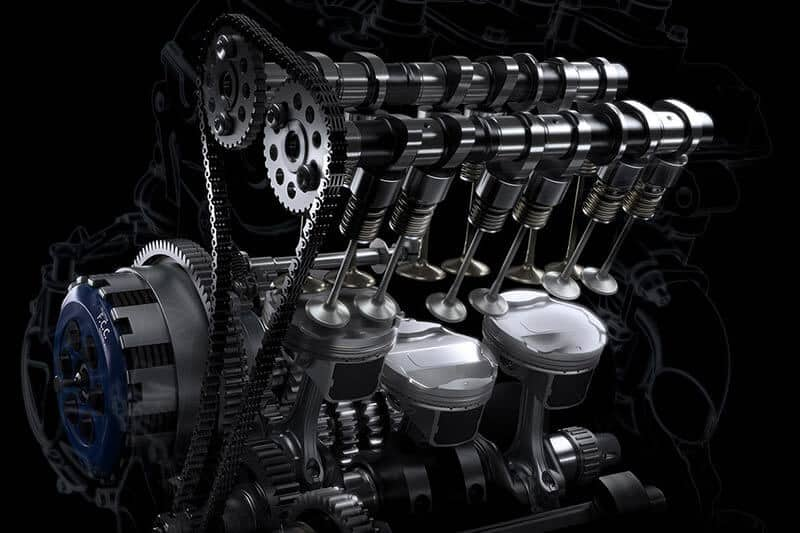 Triumph-Moto2-engine