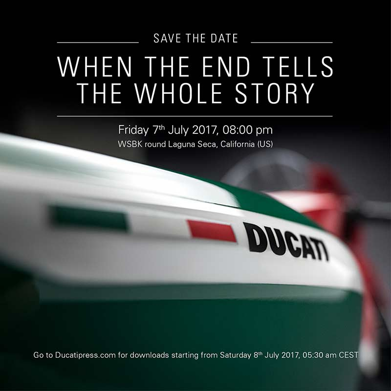 Ducati ปล่อยทีเซอร์เร้าๆ เตรียมเผย Panigale R ใหม่ วันที่ 7 เดือน 7 ปี 2017   MOTOWISH 161