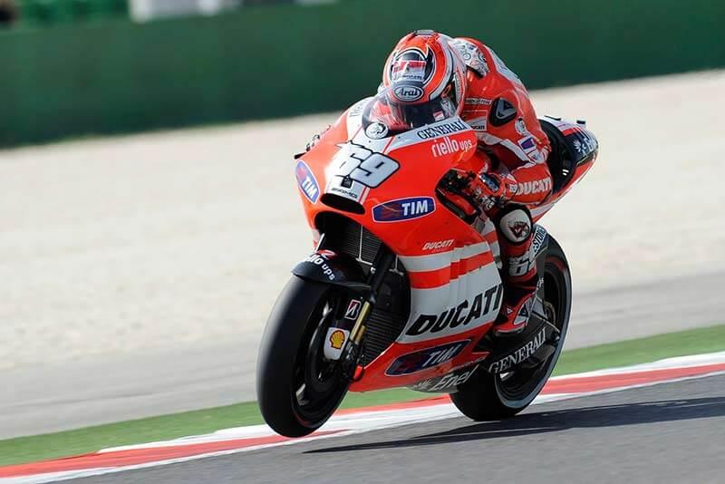 "MotoGP ยกทัพรถแข่งของ ""Nicky Hayden"" ร่วมอาลัยที่สนาม Mugello สุดสัปดาห์นี้ | MOTOWISH 104"