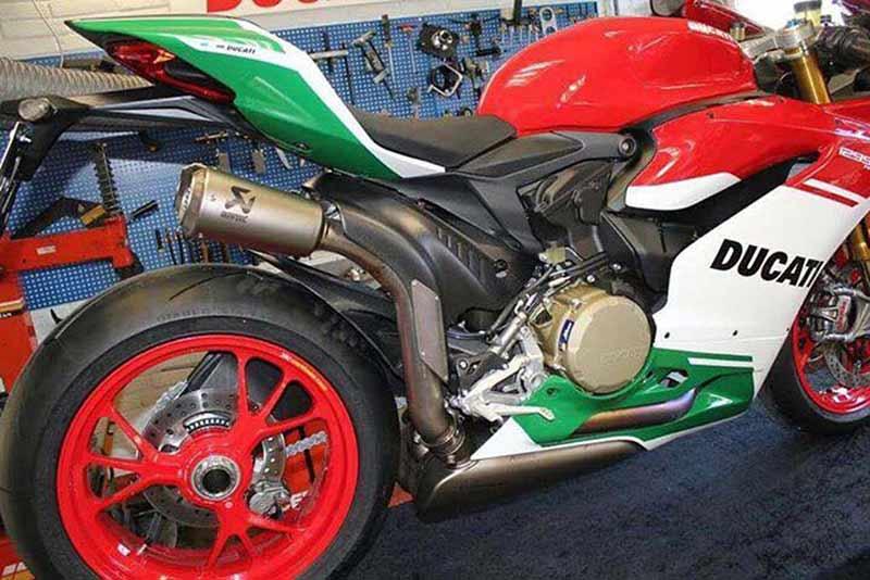 ชมภาพหลุดตัวเป็นๆ Ducati 1299 Panigale R Final Edition ก่อนเปิดตัวจริงที่สนาม Laguna Seca สหรัฐอเมริกา | MOTOWISH 90