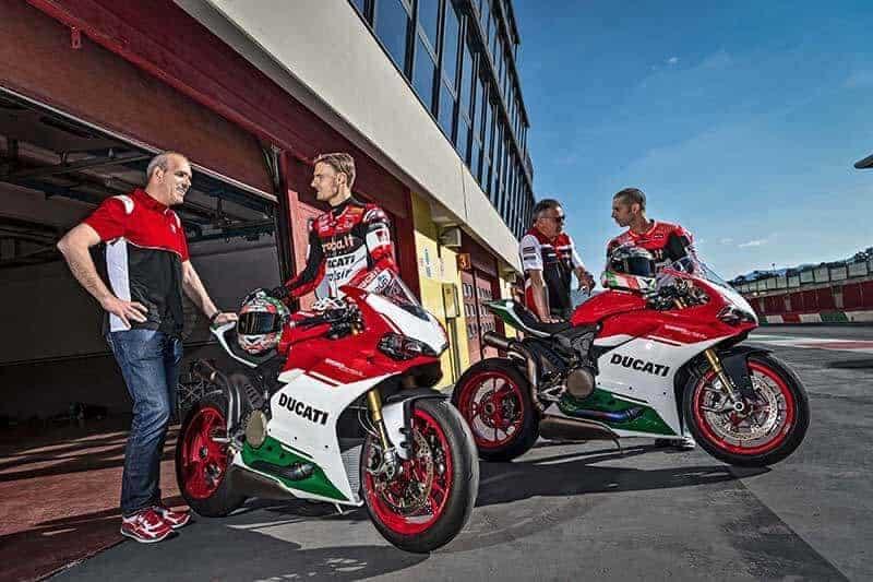 เปิดตัว Ducati 1299 Panigale R Final Edition ตำนานพานิกาเล่รุ่นสุดท้ายที่ใช้เครื่อง L-Twin | MOTOWISH 6
