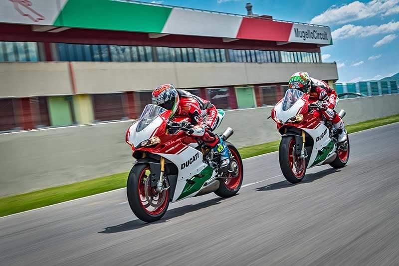 เปิดตัว Ducati 1299 Panigale R Final Edition ตำนานพานิกาเล่รุ่นสุดท้ายที่ใช้เครื่อง L-Twin | MOTOWISH 16