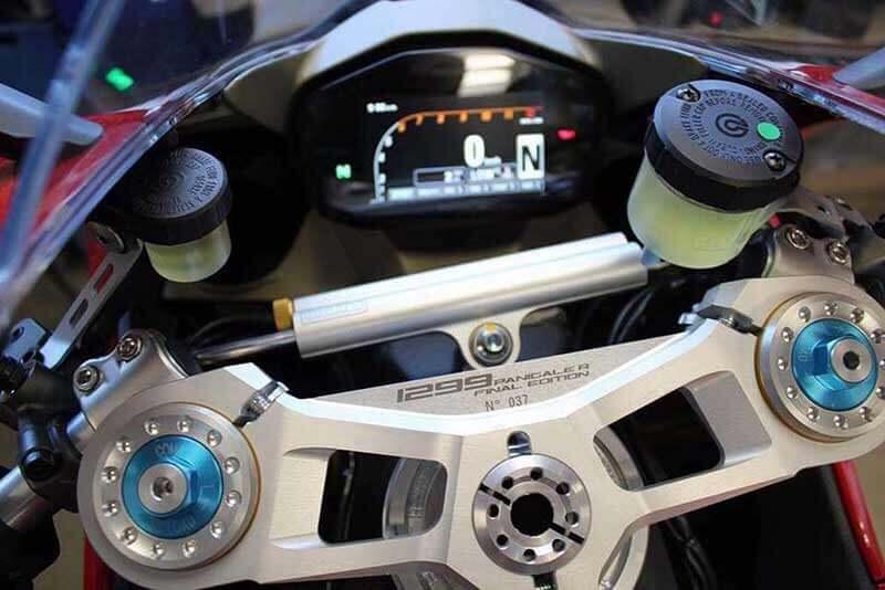 ชมภาพหลุดตัวเป็นๆ Ducati 1299 Panigale R Final Edition ก่อนเปิดตัวจริงที่สนาม Laguna Seca สหรัฐอเมริกา | MOTOWISH 92