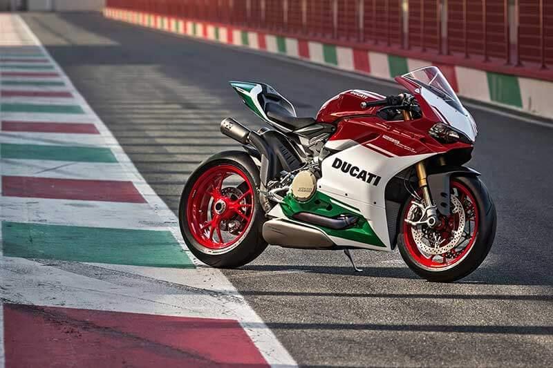 เปิดตัว Ducati 1299 Panigale R Final Edition ตำนานพานิกาเล่รุ่นสุดท้ายที่ใช้เครื่อง L-Twin | MOTOWISH 8