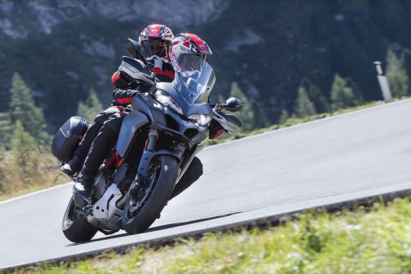 เจ้านกยักษ์ Ducati Multistrada เตรียมสยายปีก วางเครื่องยนต์ใหม่ 1262 ซีซี ในปี 2018   MOTOWISH 131