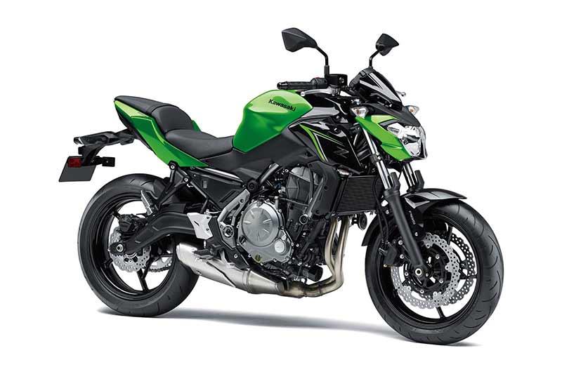 ต้อนรับปี 2018 Kawasaki Ninja 650 และ Z650 เปิดสีใหม่ สดใส โดนใจวัยรุ่น   MOTOWISH 159