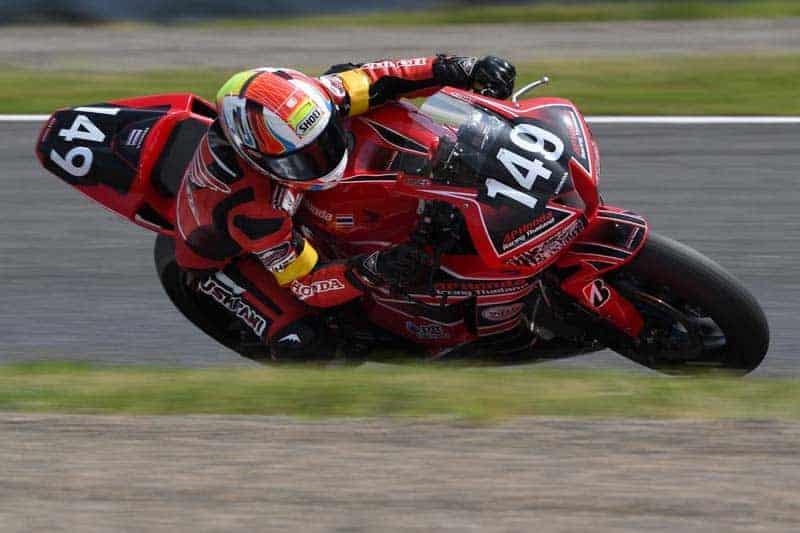 ครั้งแรกของการแข่งขัน A.P. Honda Racing Thailand คว้าชัยอันดับที่ 4 Suzuka Endurance 4 Hrs. | MOTOWISH 1