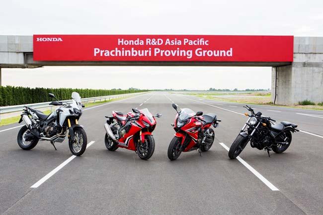 Honda เปิดตัวสนามแห่งใหม่พื้นที่ 500 ไร่ มูลค่า 1,700 ล้านบาท ความยาว 8 กม. 8 สนาม บนพื้นที่เดียวกัน!!! | MOTOWISH 49