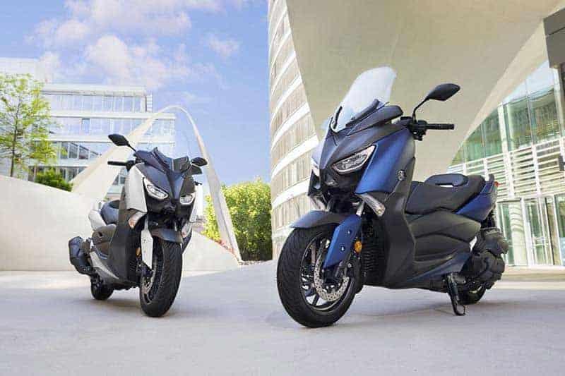 Yamaha ประกาศเปิดตัว X-Max 400 2018 สด ใหม่ ซิง น่าซิ่งสุดๆ | MOTOWISH 40