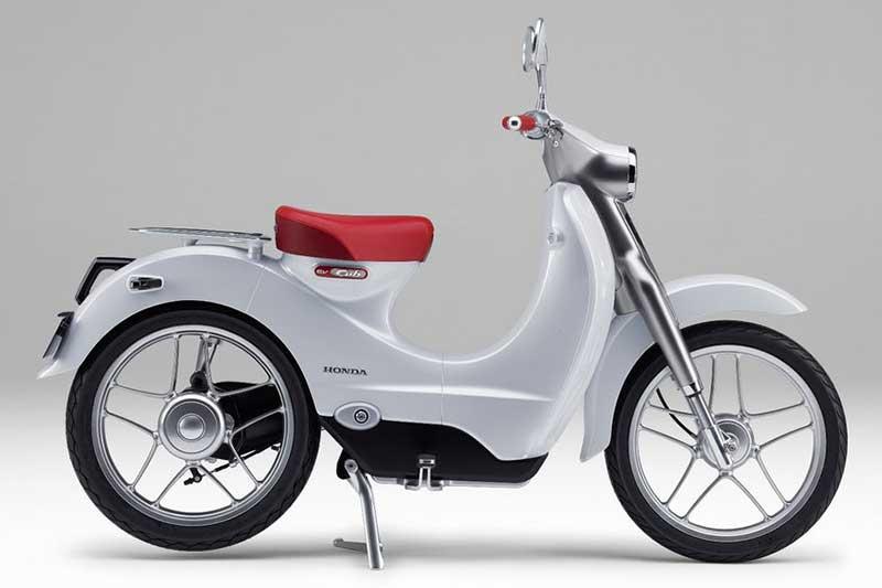 Yamaha & Honda ผนึกกำลังทำโปรเจ็ครถจักรยานยนต์ไฟฟ้า | MOTOWISH 138