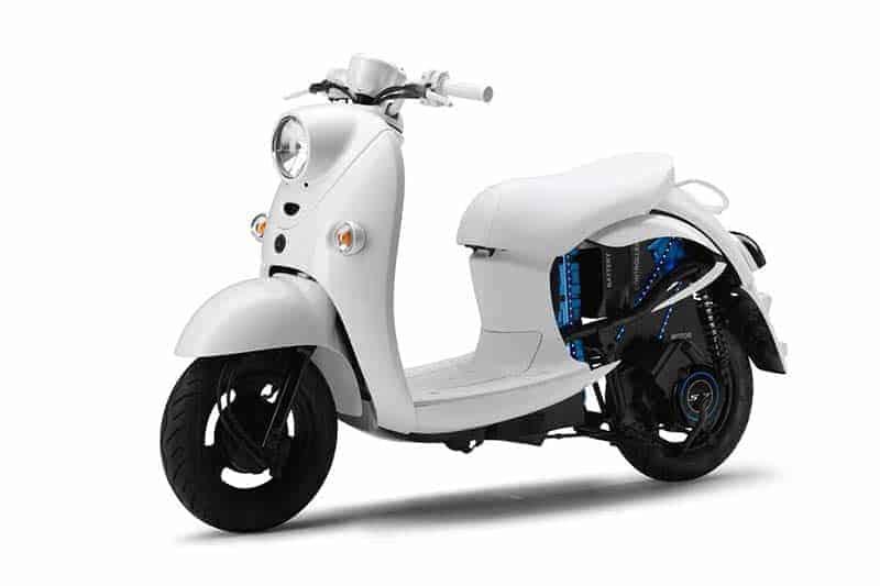 Yamaha & Honda ผนึกกำลังทำโปรเจ็ครถจักรยานยนต์ไฟฟ้า | MOTOWISH 139