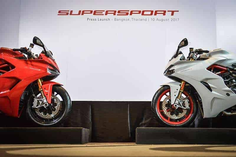 เปิดตัว เปิดราคา Ducati SuperSport รถสปอร์ตสุดซิ่ง ที่ใช้งานได้ทุกวัน | MOTOWISH 24