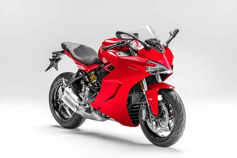 เปิดตัว เปิดราคา Ducati SuperSport รถสปอร์ตสุดซิ่ง ที่ใช้งานได้ทุกวัน   MOTOWISH 28