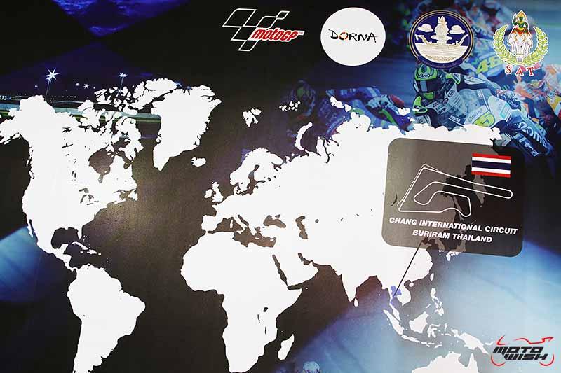 บันทึกประวัติศาสตร์สองล้อ Dorna Sports เซ็นสัญญาจัดการแข่งขัน MotoGP ในประเทศไทยปี 2018 | MOTOWISH 45