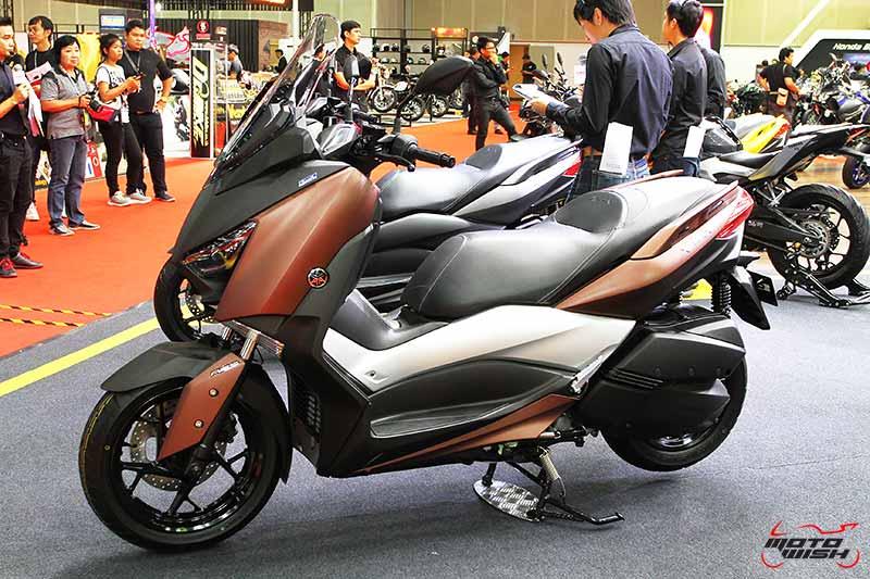 Motowish Yamaha X Max 300