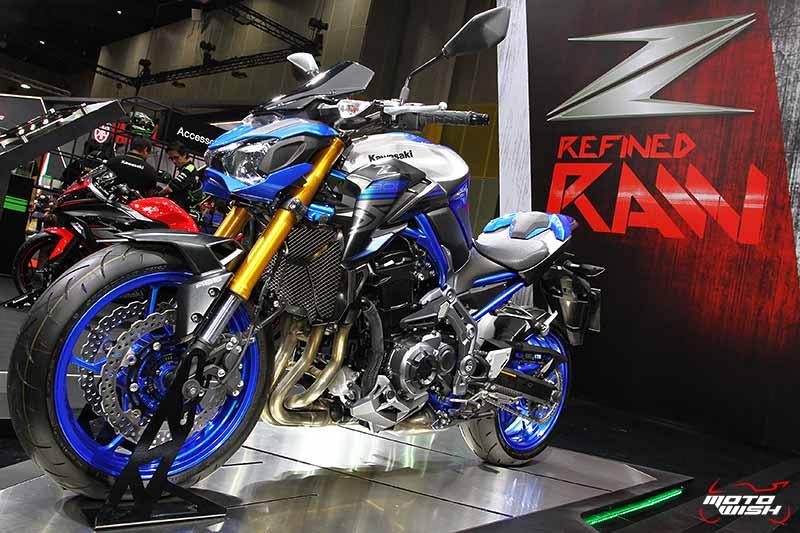 Kawasaki เปิดตัว ZX-10R สีใหม่ พร้อมจัดโปรโมชั่นเต็มๆทุกรุ่นในงาน (BIG Motor Sale 2017) | MOTOWISH 98