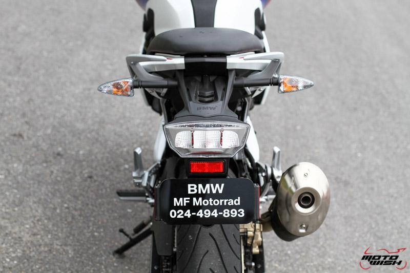 รีวิว BMW G 310 R จุดเริ่มต้นรถ Roadster เยอรมันพันธ์ุใหม่ ราคาเกินคุ้ม 1.99 แสนบาท | MOTOWISH 6