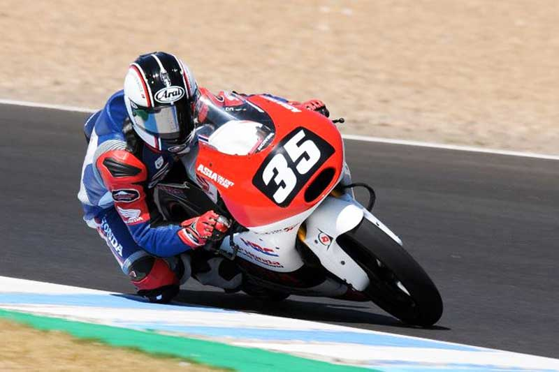 CEV Moto3 Junior World Championship-Round-6-No.35-Somkiat Chantra
