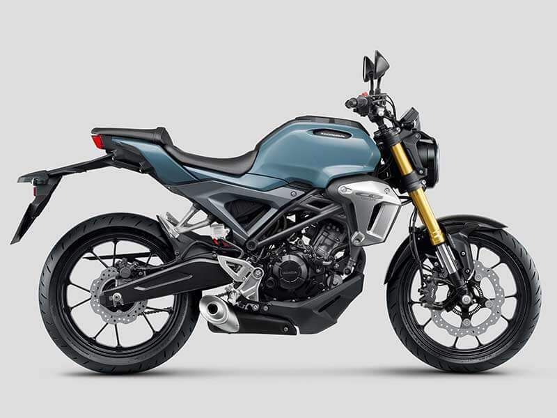 "Honda CB150R Blue ABS - เปิดตัวครั้งแรกในโลก Honda CB150R ทั้งรุ่นธรรมดา และรุ่นตกแต่งพิเศษ พร้อมรายละเอียดแบบจัดเต็ม - บริษัท เอ.พี. ฮอนด้า จำกัด ตอกย้ำผู้นำตลาดอันดับหนึ่งในไทย จัดงาน ""The ExMotion World Premier Launch"" เปิดตัวครั้งแรกของโลกกับ Honda CB150R สุดยอดรถจักรยานยนต์สายพันธุ์สปอร์ตที่ผสมผสาน"