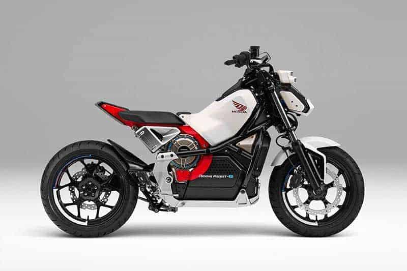 Honda Riding Assist-e concept รถไฟฟ้าทรงตัวด้วยตัวเอง เตรียมเผยโฉมใน Tokyo Motor Show เดือนหน้า | MOTOWISH 127