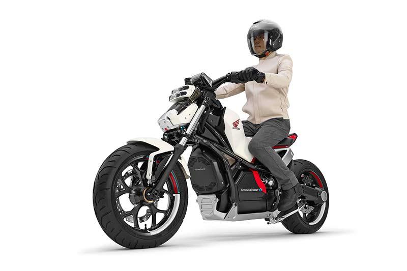 Honda Riding Assist e concept 2017 5 - Honda Riding Assist-e concept รถไฟฟ้าทรงตัวด้วยตัวเอง เตรียมเผยโฉมใน Tokyo Motor Show เดือนหน้า - Honda Riding Assist-e concept รถต้นแบบอีกหนึ่งคันจากค่ายปีกนก ที่จะยกไปแสดงในงาน Tokyo Motor Show ในเดือนตุลาคมที่จะถึงนี้ สำหรับรถรุ่นนี้ทาง Honda ยังไม่ได้พูดถึงการขับขี่