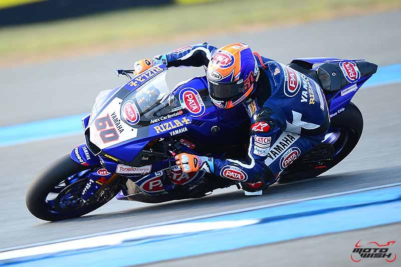 MotoWish Michael Van Der Mark-To-Replace-Rossi-MotoGP-2017-Round-14-No.60