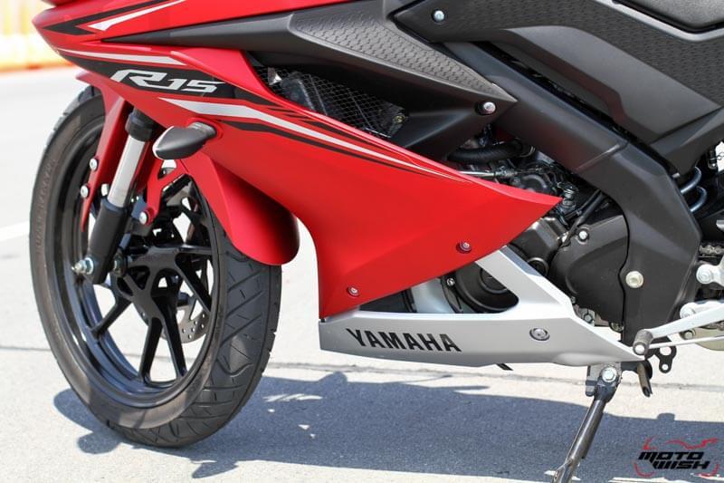 รีวิว All New Yamaha YZF-R15 2017 สปอร์ตตัวแรง 155 cc. ระบบ VVA | MOTOWISH 38
