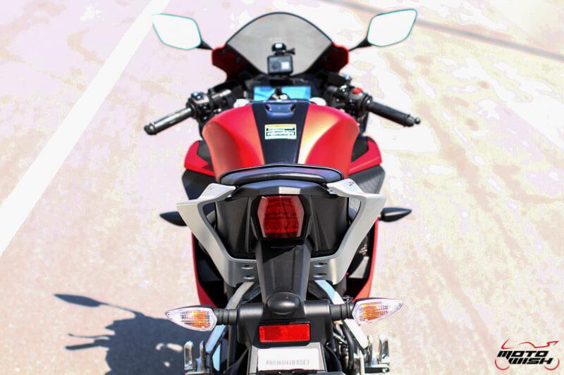 รีวิว All New Yamaha YZF-R15 2017 สปอร์ตตัวแรง 155 cc. ระบบ VVA | MOTOWISH 39