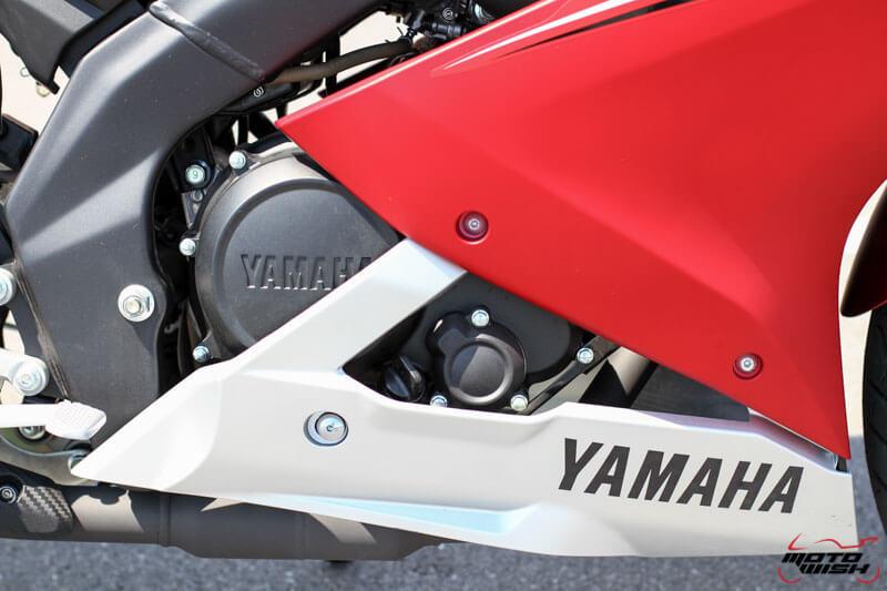 รีวิว All New Yamaha YZF-R15 2017 สปอร์ตตัวแรง 155 cc. ระบบ VVA | MOTOWISH 41