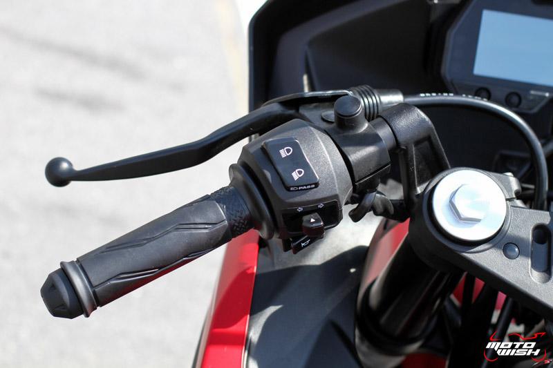 รีวิว All New Yamaha YZF-R15 2017 สปอร์ตตัวแรง 155 cc. ระบบ VVA | MOTOWISH 49