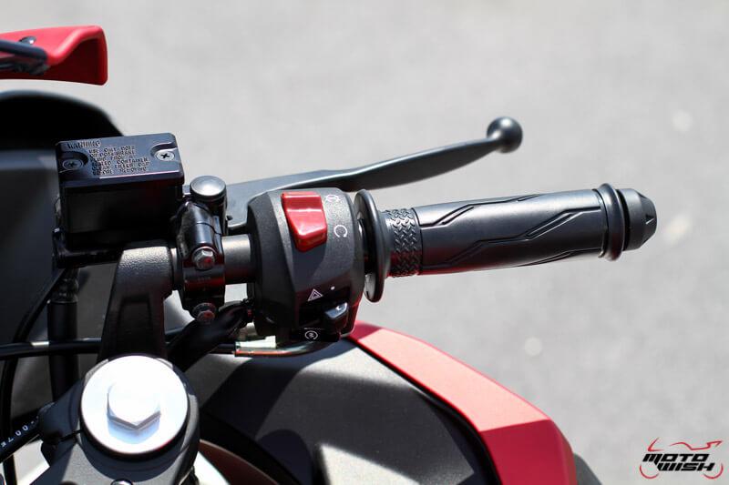รีวิว All New Yamaha YZF-R15 2017 สปอร์ตตัวแรง 155 cc. ระบบ VVA | MOTOWISH 45