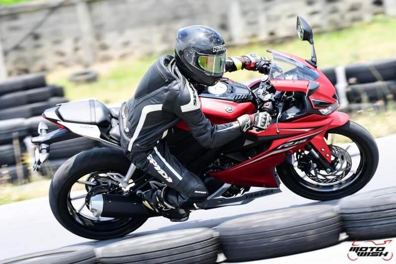 รีวิว All New Yamaha YZF-R15 2017 สปอร์ตตัวแรง 155 cc. ระบบ VVA | MOTOWISH 28