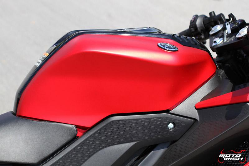 รีวิว All New Yamaha YZF-R15 2017 สปอร์ตตัวแรง 155 cc. ระบบ VVA | MOTOWISH 51