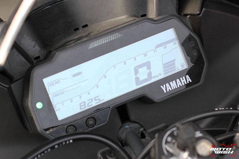 รีวิว All New Yamaha YZF-R15 2017 สปอร์ตตัวแรง 155 cc. ระบบ VVA | MOTOWISH 52