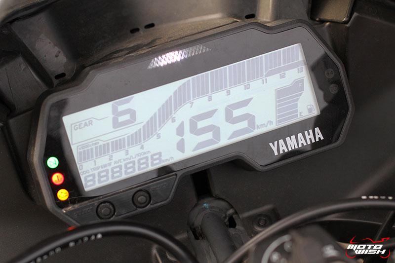รีวิว All New Yamaha YZF-R15 2017 สปอร์ตตัวแรง 155 cc. ระบบ VVA | MOTOWISH 53