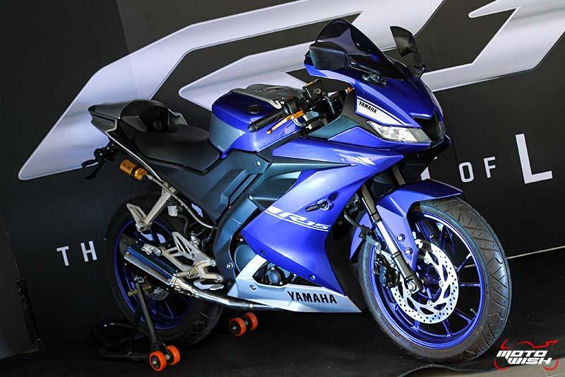 รีวิว All New Yamaha YZF-R15 2017 สปอร์ตตัวแรง 155 cc. ระบบ VVA | MOTOWISH 54