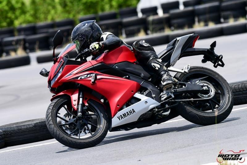 รีวิว All New Yamaha YZF-R15 2017 สปอร์ตตัวแรง 155 cc. ระบบ VVA | MOTOWISH 34