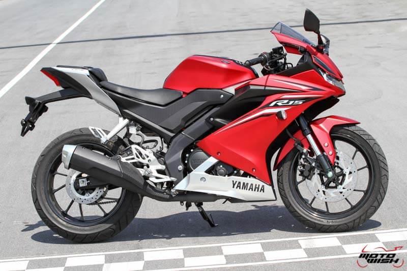 รีวิว All New Yamaha YZF-R15 2017 สปอร์ตตัวแรง 155 cc. ระบบ VVA | MOTOWISH 36